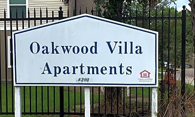Oakwood Villas, 1