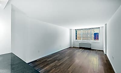 Living Room, 229 Chrystie Street, Unit  738, 1