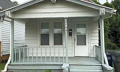 Building, 153 Hausman St, 0