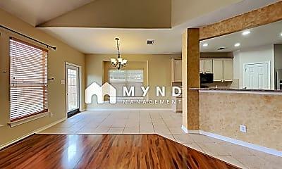 Living Room, 1323 Brook Bluff, 1