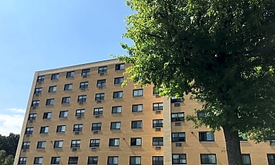 Quemahoning Towers, 2