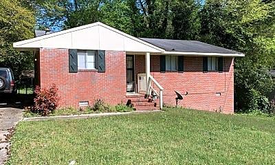 Building, 1346 Chalbena Ave, 0