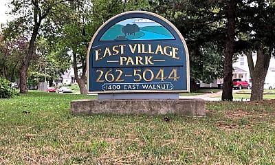 East Village Park Apartments, 1