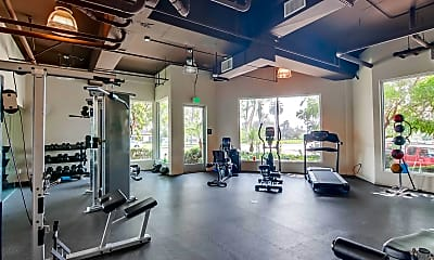 Fitness Weight Room, 3100 Sixth Ave 402, 2