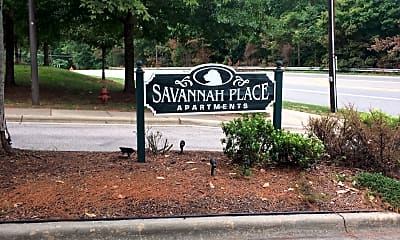Savannah Place Apartments, 1