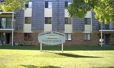 Highlander Apartments, 0