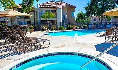 Pool, The Casas, 0