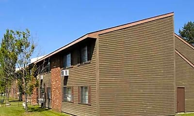 Building, Cazenovia Village/ Emerald Court Apartments, 0