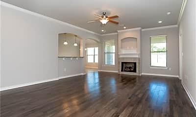 Living Room, 1140 Rosemary St, 1