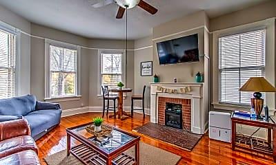 Living Room, 262 Greene St, 0
