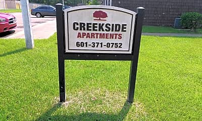 Creekside Apartments, 1