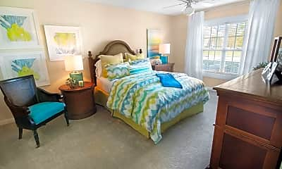 Bedroom, Reserve at Jacksonville Commons, 2