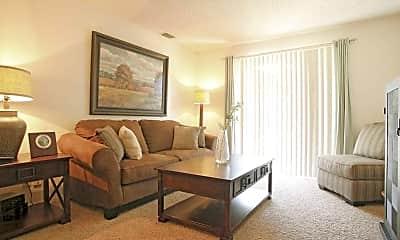 Living Room, Sundance Apartments, 1