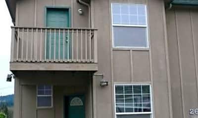 Building, 2625 Portland St, 0