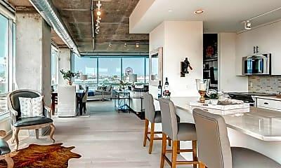 Dining Room, 1200 Steuart St 311, 0