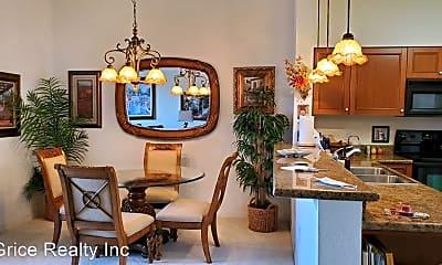 Dining Room, 20221 Estero Gardens Cir, 0