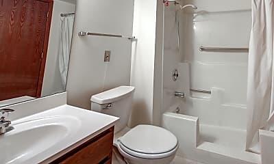 Bathroom, Hawthorne Terrace, 2
