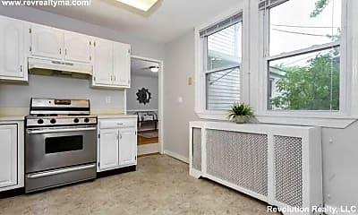 Kitchen, 39-41 Baker St, 1