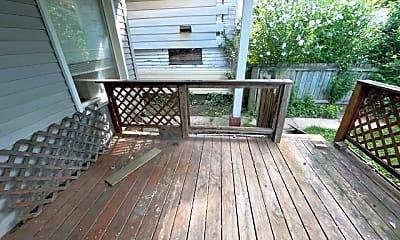 Patio / Deck, 448 4th St, 2
