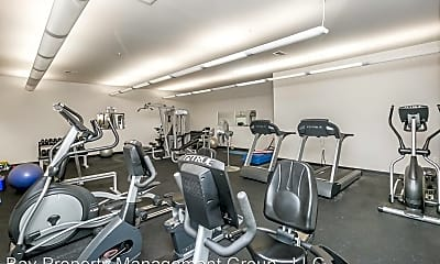 Fitness Weight Room, 1209 N Charles St, 2