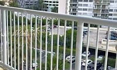 Patio / Deck, 1440 Brickell Bay Dr, 0