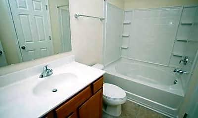 Bathroom, Townes at Ardwyck, 2