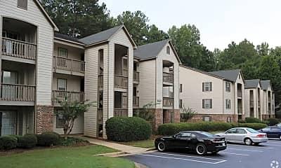 Building, Laurel Crossing, 2