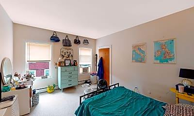 Bedroom, 3 Calvin St., #4, 2
