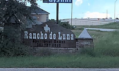 Rancho De Luna Apartments, 1
