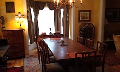 Dining Room, 50 Pleasant St, 1