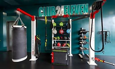 Fitness Weight Room, 3811 Washington Ave, 2