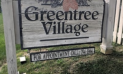 Greentree Village Apartments, 1