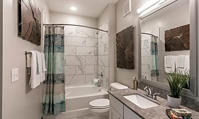 Bathroom, The Ivy, 2