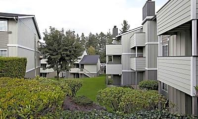 Building, University Glen, 1