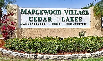 Community Signage, 3995 Gatewood St, 2
