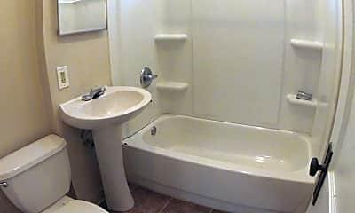 Bathroom, 33 S. Washington Avenue, 2