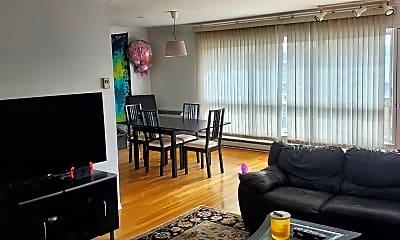Living Room, 750 Lido Blvd 37B, 1