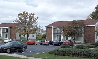 Building, Green Meadows Village, 1