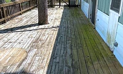 Patio / Deck, 40 Hidden Bluff Rd, 2