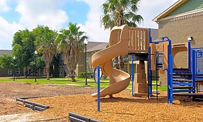 Playground, Villa Brazos Apartments, 2