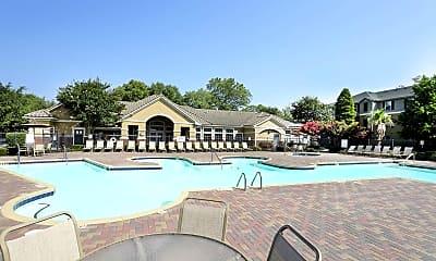 Pool, University Oaks, 0