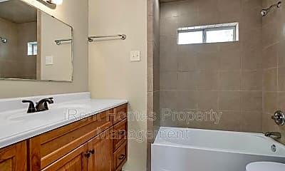 Bathroom, 107 N Van Buren St, 2