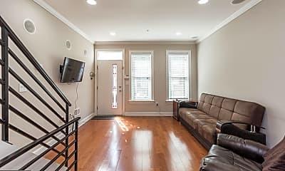 Living Room, 1303 S Colorado St, 0
