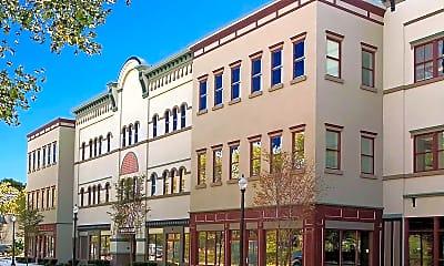 Building, Polk on Third, 0