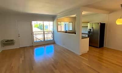 Living Room, 7452 Romaine St, 0