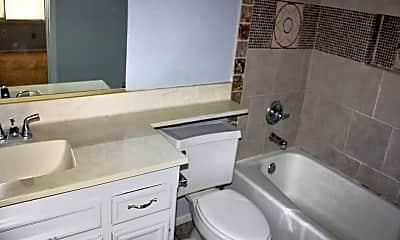 Bathroom, 121 Troy Ave, 2