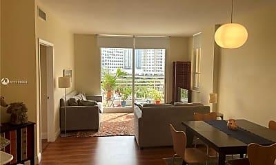 Living Room, 888 Brickell Key Dr, 0