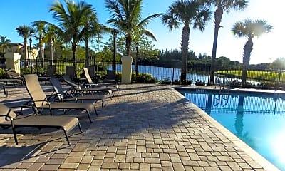 Pool, 9817 Cristalino View Way 103, 0