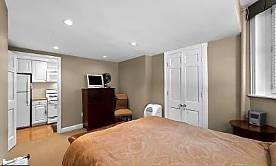 Bedroom, 3050 N St NW B, 2