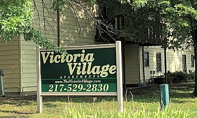 Victoria Village Apartments, 1